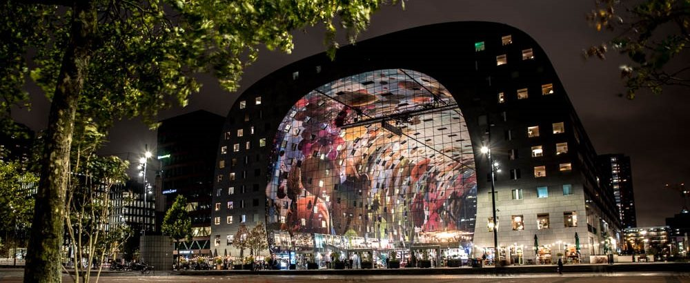 EPAR Drinks @ Markthal & The Annual PhD Survey
